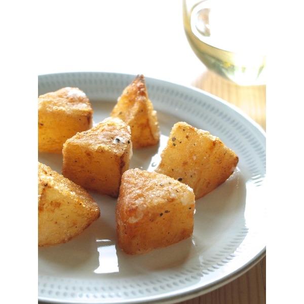 おつまみ レシピ 大根 【絶対やってみて】フランスで教わった「大根で作るワインのおつまみ」! バターと塩だけでこんなに美味しいなんて…