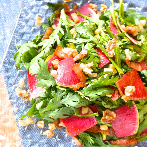 大根 レシピ サラダ