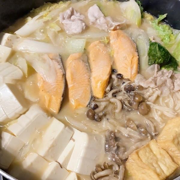 石狩 鍋 レシピ