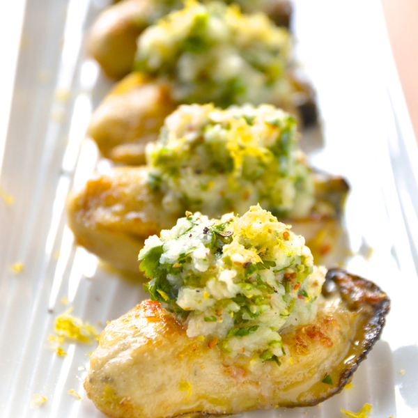 レシピ 牡蠣