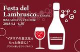 Festa del Lambrusco in 関西 ~ランブルスコ祭り~