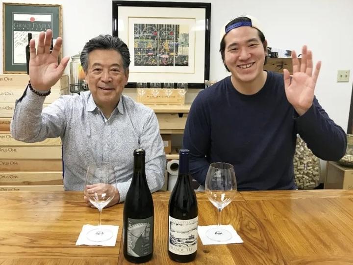 \5/1(土)開催/サンフランシスコ在住のソムリエ親子が解説!スパークリングワイン