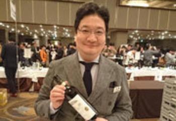神の雫登場ワインを飲む会 with 本間チョースケ氏