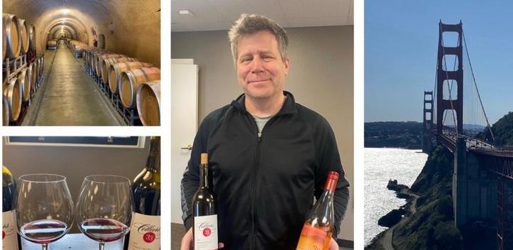 「カリフォルニアワイン試飲会」セラーズ33ワインメーカー来日