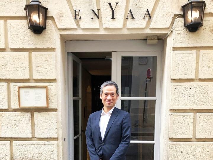 \12/6(日)限定開催!/フランス パリ『ENYAA』のソムリエ佐藤さんがお届けするシャンパーニュがもっと楽しくなるツアー