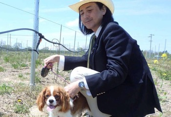 「日本ワインを楽しむ会」~高畠ワイナリー 醸造家 川邊久之さんと飲もう!
