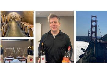 「カリフォルニアワイン会」セラーズ33ワインメーカー来日