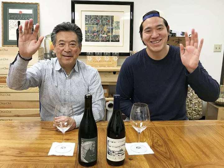 【初級者向け】サンフランシスコから生中継!カリフォルニアワイン オンライン講座&テイスティング【10/17(土)11:00~】