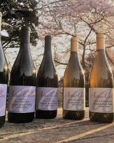 『日本で飲もう最高のワイン』プラチナ賞受賞アーサーセラーズ桃井隆宏氏を囲んでワインパーティー