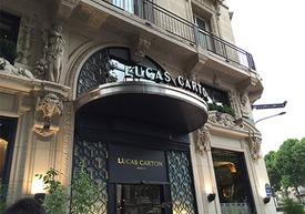 30年近く3つ星を維持したパリのレストラン「ルカ・カルトン」の魅力 Vol.1