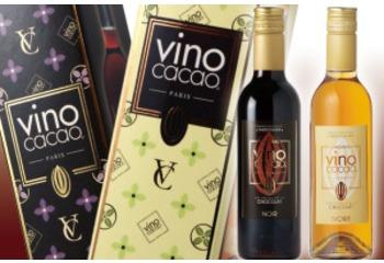 【バレンタイン】 ELLEオンラインもオススメ!カカオ豆から生み出された史上初のワイン「ヴィノカカオ」