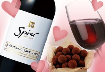 【バレンタイン】チョコレートと相性抜群!おすすめ赤ワイン♪