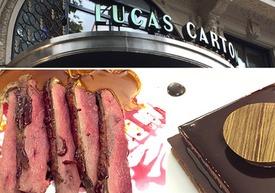 30年近く3つ星を維持したパリのレストラン「ルカ・カルトン」の魅力 Vol.3