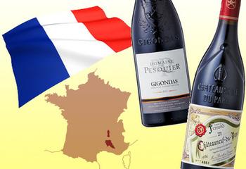 ニッチな生産地?!コート・デュ・ローヌ地方のワインセミナーレポート