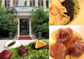 フランス話題のレストランその1「Alleno Paris - Pavillon Ledoyen ★★★」【前編】