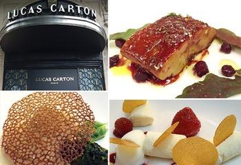 30年近く3つ星を維持したパリのレストラン「ルカ・カルトン」の魅力 Vol.2