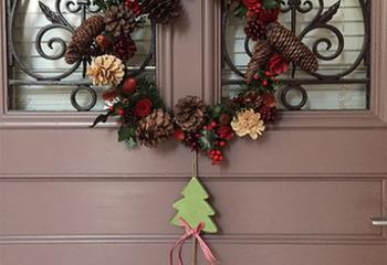 2014年 ローザンヌのクリスマス!