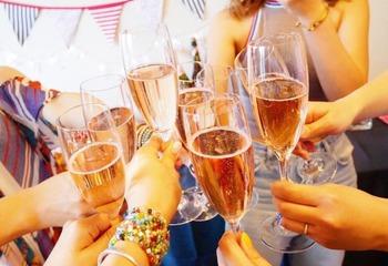 いよいよ来週から「札幌スパークリングフェス」 飲み放題でお楽しみ頂ける【オープニングイベント】チケットも残り僅か!
