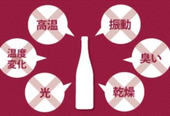 ワインのキホン。保存編。(1)