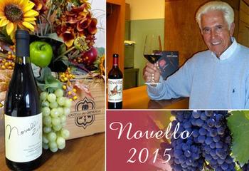 イタリア 新酒ノヴェッロ 2015 生育レポート vol.4