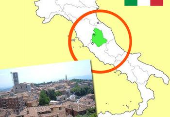 イタリアの「緑のハート」。ウンブリア州の料理とワイナリー
