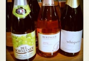 スパークリングワインが7種類も!?