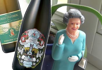 ドイツワインと英国王室との関係?