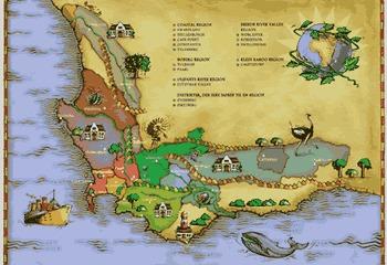 南アフリカのワインをもっと知ろう!