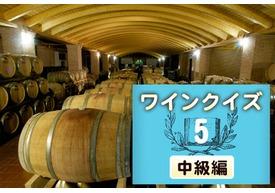 めざせワイン知識王!ワインクイズ【中級編】vol.5 ~醸造について~