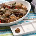 【ワインに合うヘルシー鍋レシピ】キャベツのアクアパッツァ
