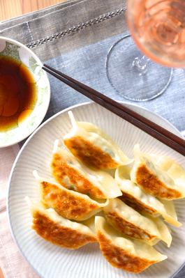 焼き餃子&水餃子