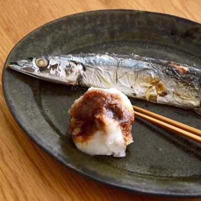 サンマの塩焼き バルサミコ醤油おろし 【+ちょい足しアレンジ】