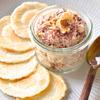 簡単レシピ!コンビーフとクリームチーズとクルミのディップ
