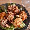 鶏肉とカリフラワーのスパイス唐揚げ
