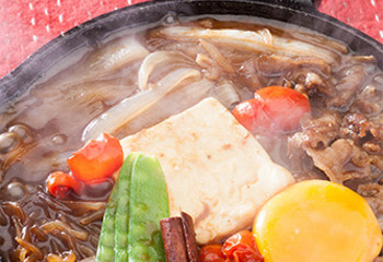 【少々夏バテ… 食欲よみがえりレシピ!】シナモン香る洋風味噌すき