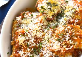 簡単レシピ!サバトマト缶のバゲットグラタン