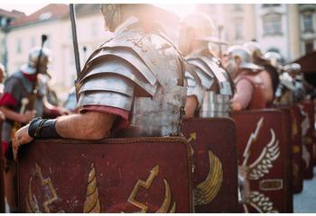 古代ローマの兵士を虜にしたワイン