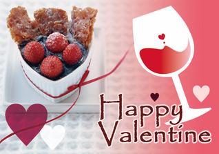 バレンタイン!「愛」にまつわるおすすめワイン5選♪