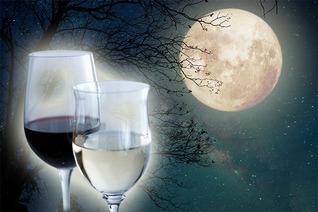 月が美しい秋に ビオディナミワイン【2019】