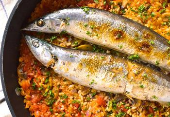 秋刀魚、さつまいも、きのこ、里芋 秋の食材をワインに合うおつまみに 【2019】
