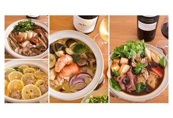 体も心も温まる、ワインに合う鍋料理【2018】