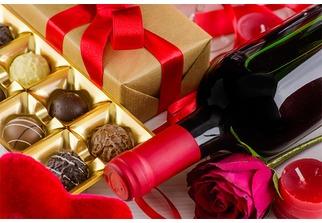 バレンタインには! チョコレートとワイン 【2019】