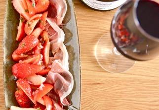 イチゴを使ったおつまみでワインを飲もう! 【2021】