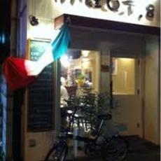 イタリア食堂 Q.T.8