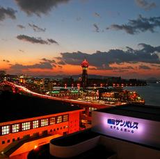 福岡サンパレスホテル&ホール 展望レストラン LAPUTA(ラピュタ)