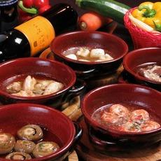 スペイン厨房 オリーブ畑