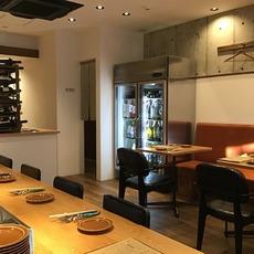 葡萄酒&SAKE 中川食堂